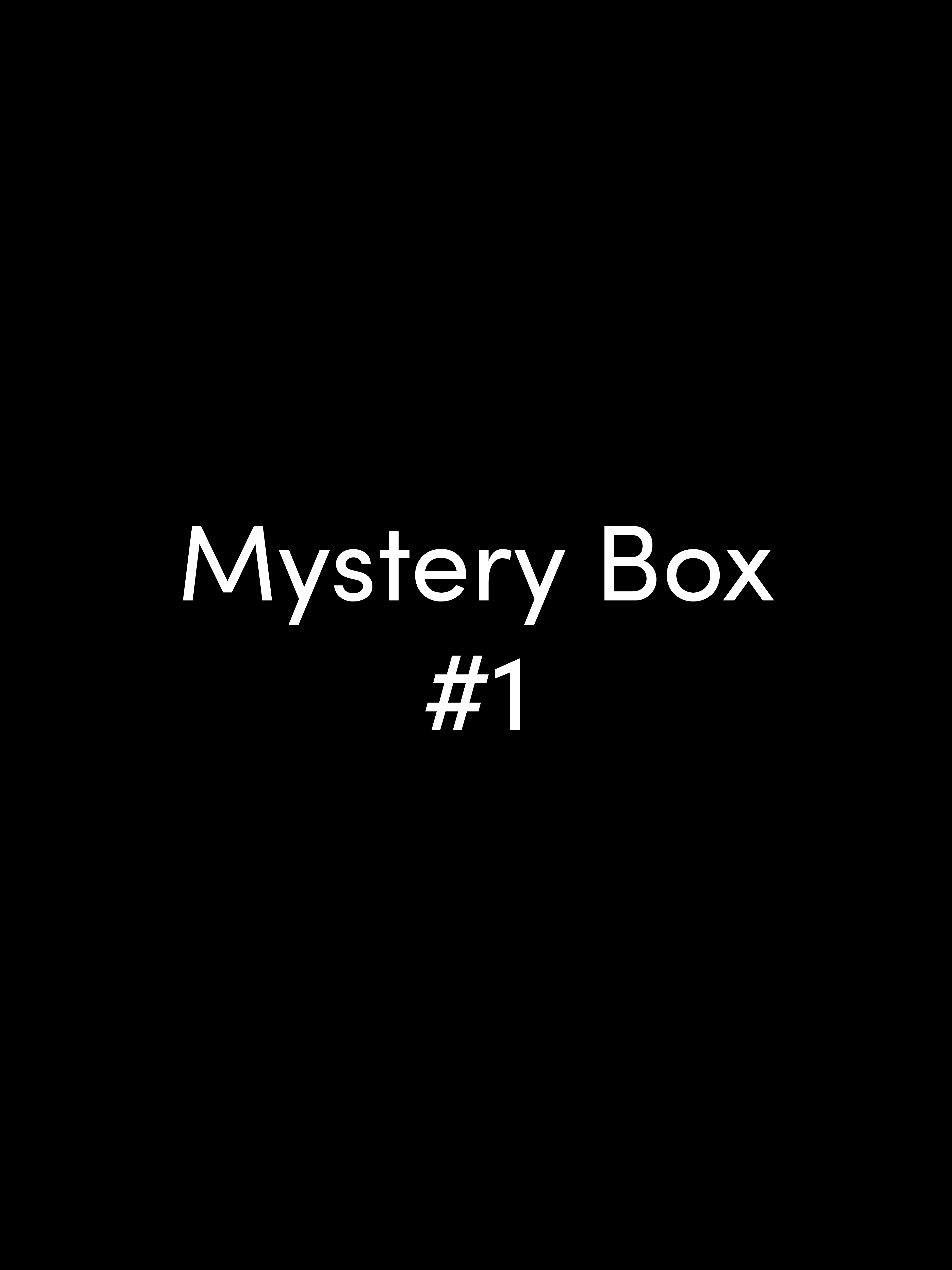 Image for Mystery Box #1