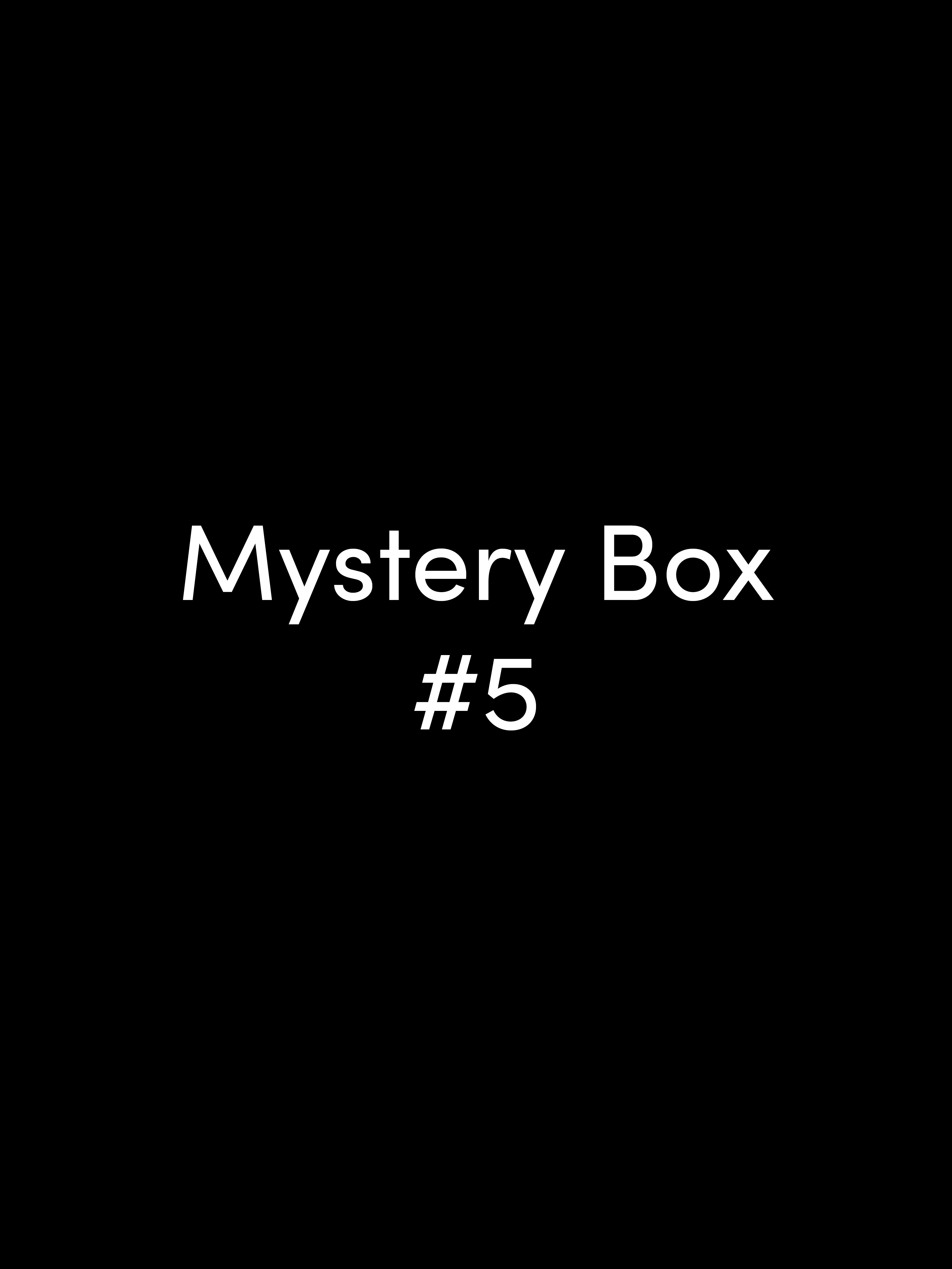 Image for Mystery Box #5